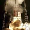 Delta 4 Heavy launches 11-10-07 Pad 37
