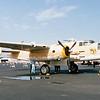 "Date: unknown - Location: KLIT<br /> Dep/Arv/Enr: n/a - RW/Taxi/Ramp: n/a<br /> Manufacturer: North American Aviation<br /> Model: B25J - Ser/BuNo: 44-29887<br /> Markings: ""Carol Jean""/ 6M/429887<br /> Misc:"