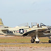 "Date:  3/11/16- Location:  KTIX<br /> Dep/Arv/Enr:  Dep  - RW/Taxi/Ramp:  Taxi Bravo<br /> Manufacturer:  North American Aviation <br /> Model:  T-28C - Reg/Nmb:  NX78378 <br /> Markings:  ""Betty Lou""/378/NAVY/VT-5/USS Lexington/0658/T-28C/140658/NX78378<br /> Misc:"