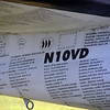 Date: 4/6/16 - Location: KLAL<br /> Dep/Arv/Enr: n/a - RW/Taxi/Ramp: n/a<br /> Manufacturer: Grumman<br /> Model: OV-1D - Reg/Nmb: N10VD<br /> Markings: 958/Experimental/United States Army/N10VD/15958<br /> Misc: 68-15958