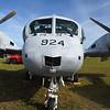 Date: 11/6/16 - Location: KSUA<br /> Dep/Arv/Enr: n/a - RW/Taxi/Ramp: n/a<br /> Manufacturer: Grumman<br /> Model: OV-1D - Reg/Nmb: N225TT<br /> Markings: 924/United States Army/N225TT/18924<br /> Misc: 67-18924