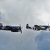 Date:  3/12/17 - Location:  KTIX<br /> Dep/Arv/Enr:  Enr - RW/Taxi/Ramp:  n/a<br /> Manufacturer:  North American Aviation/Chance Vought<br /> Model:  P-51D/F4U-4 - RegNmb:  NL51HY/N713JT<br /> Misc:  45-111439/97143