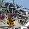 "Date: 3/11/16 - Location: KTIX<br /> Dep/Arv/Enr: n/a - RW/Taxi/Ramp: n/a<br /> Manufacturer: North American<br /> Model: B-25J - Ser/BuNo: 43-36074<br /> Markings: ""Panchito""/43074<br /> Misc:"