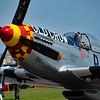 "Date:  4/6/16 - Location:  KLAL<br /> Dep/Arv/Enr:  Arv - RW/Taxi/Ramp:  Taxi Bravo<br /> Manufacturer:  North American Aviation <br /> Model:  P-51D - Reg/Nmb:  NL451MG<br /> Markings:  ""Old Crow""/B6-S/414450<br /> Misc:  44-74774"