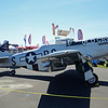 """Date:  4/8/16 - Location:  KLAL<br /> Dep/Arv/Enr:  n/a - RW/Taxi/Ramp: n/a<br /> Manufacturer:  North American Aviation <br /> Model:  P-51D - Reg/Nmb:  NL451MG<br /> Markings:  """"Old Crow""""/B6-S/414450<br /> Misc:  44-74774"""