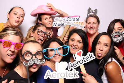 Aerotek Corporate Meeting Booth 2 9.20.18