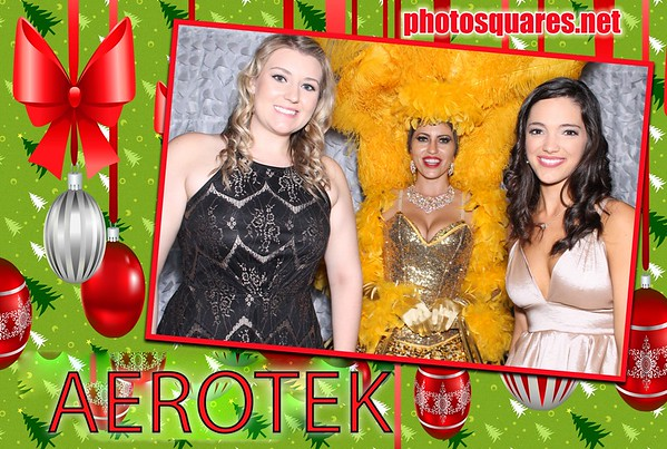 Aerotek Holiday Party 12-8-17
