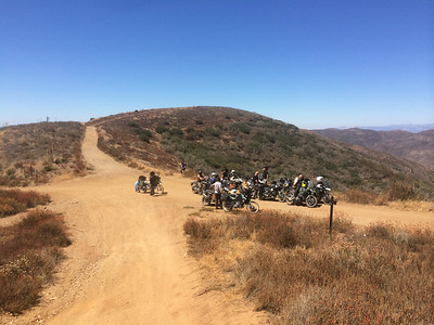 Aether / Overland Journal Ride 7/18/14