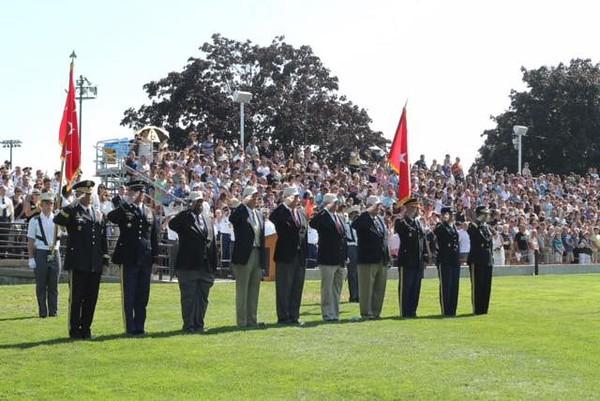 USMA 2020 Acceptance Parade