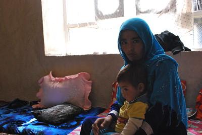 Afghanistan Shelter Field Visit