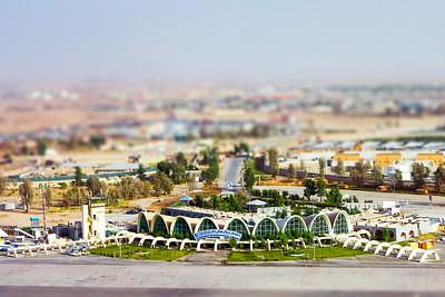 Kandahar International Airport in Miniature