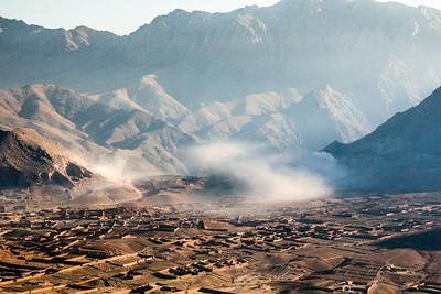 Khyber Pass Mist