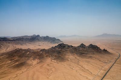 Afghanistan Aerial Views
