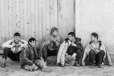 Uzbek Day Laborers