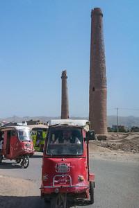 Gawhar Shad Musalla Complex - Herat
