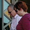 Joe Mussomeli and Robyn Davis