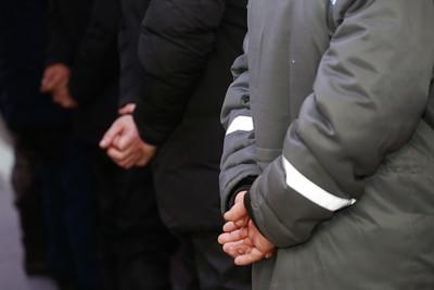 2020 оны нэгдүгээр сарын 08. Бэлчээрт бод мал нядалж байсан бүлэг этгээдийг дайчлан баривчилжээ.ГЭРЭЛ ЗУРГИЙГ Г.ӨНӨБОЛД/МРА