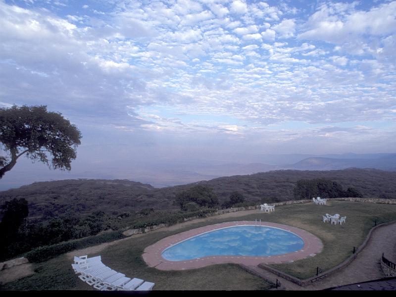 שמורת נגורונגורו | Ngorongoro Reserve