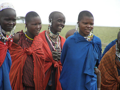 Massai Tribe