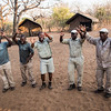 Welcome  from the &Beyond Chobe Under Canvas Camp Staff
