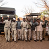Chobe Under Canvas Staff