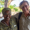 Joanne and Judy, our Butler at Xaranna