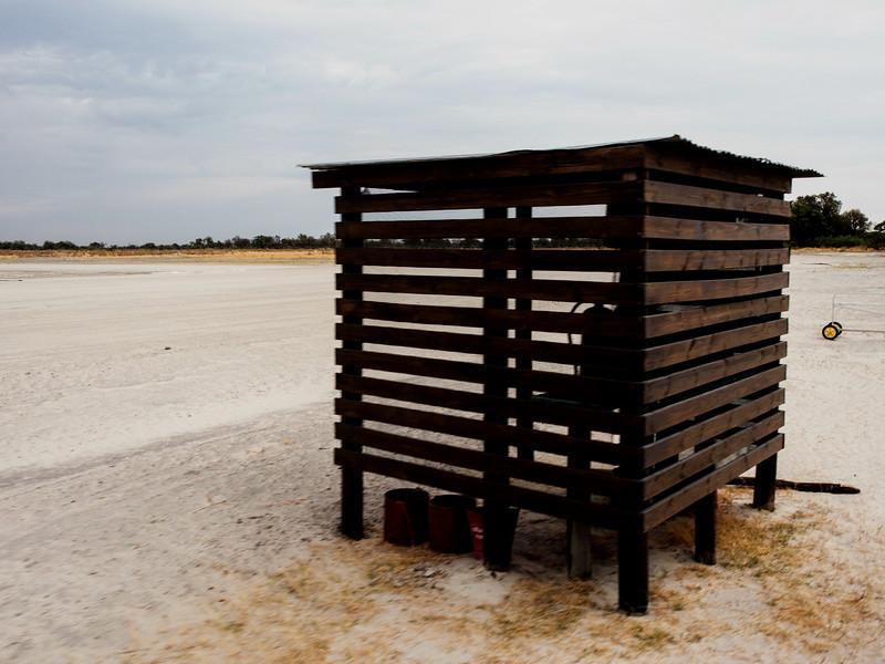 Xaranna Camp air terminal