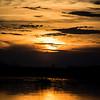 Sunset at Nxabega