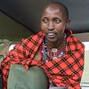 Our Maasai Guide George