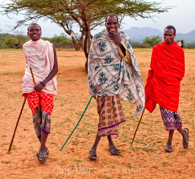 "Buddies, the ""sticks"" are used for herding of cattle and to assist in walking and leaning so it seems"