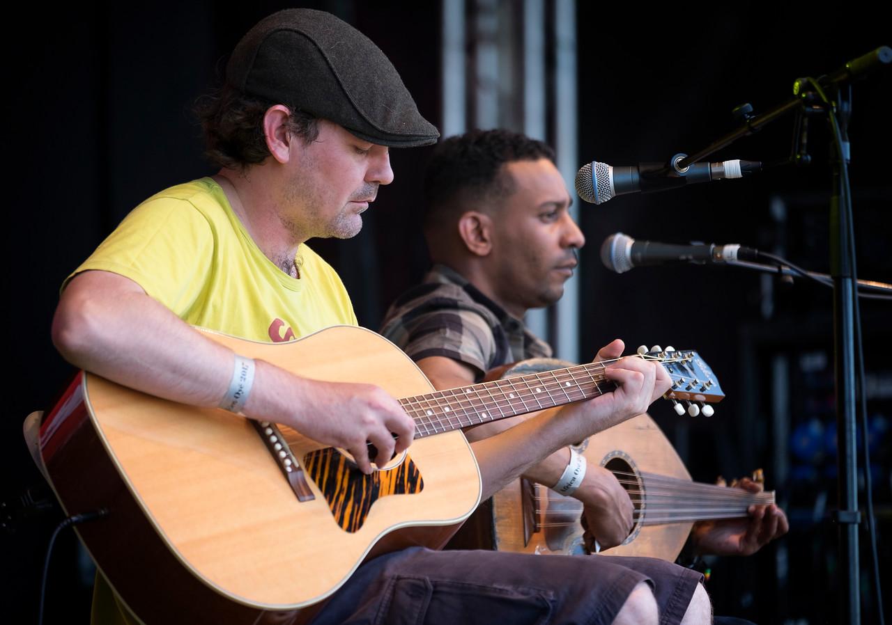Anwar Ali & Dave Owen