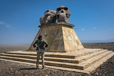 In the footsteps of Mary and Louis Leakey (and Indiana Jones!) at Olduvai Gorge, Tanzania