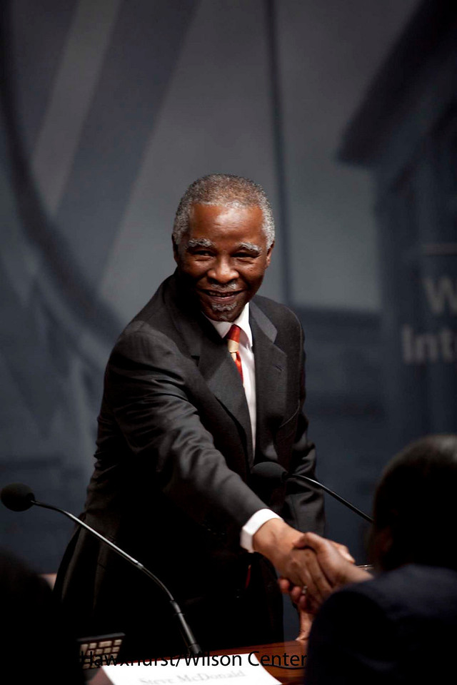 A Critical Moment in Sudan: Views from Thabo Mbeki and Haile Menkerios