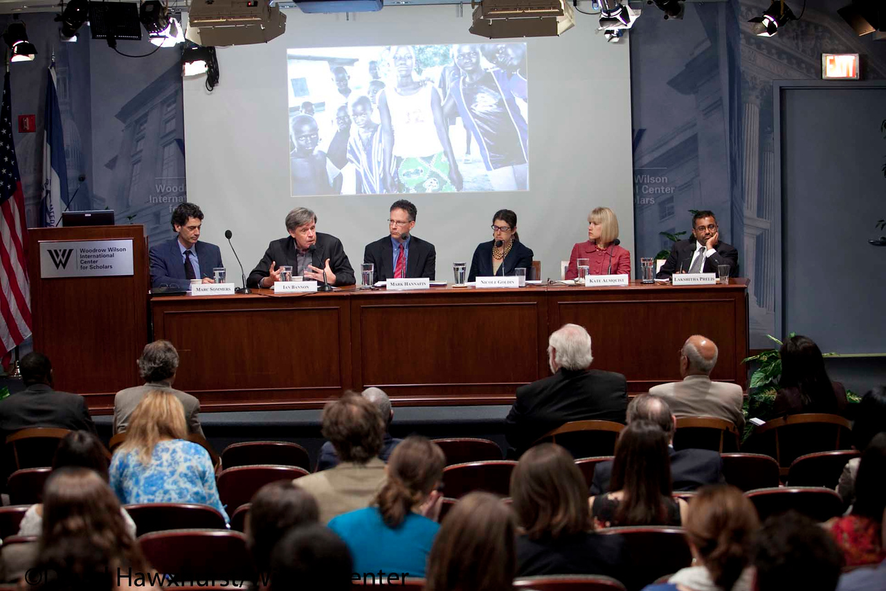 Youth in War and Post-War Africa: Priorities and Policies Conference<br /> <br /> Speaker(s): Marc Sommers, Gary Barker, Hugo Kamya, Ian Bannon, Mark Hannafin, Benjamin Nickels, Anthony Lake, Saji Prelis, Raymond Gilpin, Steve McDonald