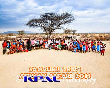 Group Photo Samburu