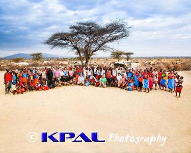 Group Photo Samburu No Title
