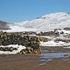 Lesotho border, Sani Pass, Drakensberg Range<br /> Aug. 6, 2009<br /> ©Peter Candido All Rights Reserved
