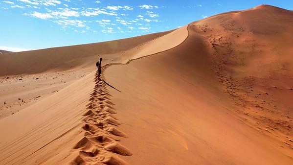 Big Sand Dune - Namibia