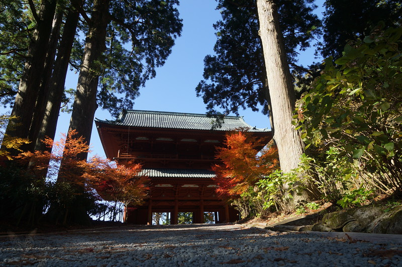Daimon Gate - Koyasan