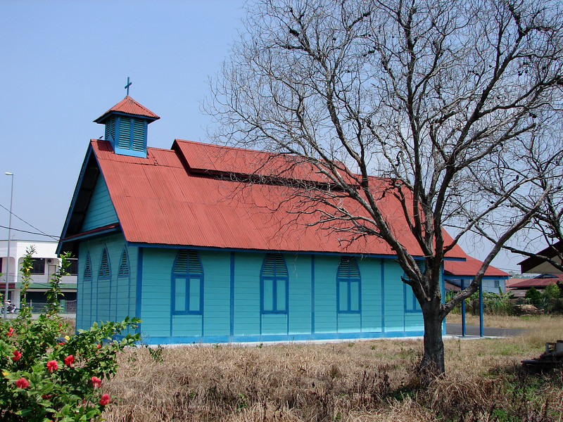 Small Church in Malaysia