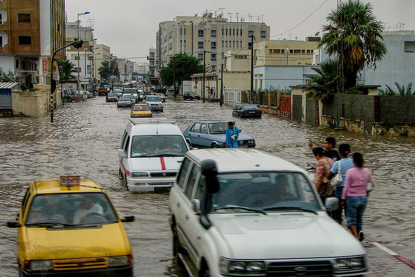 Tunisia - Flood