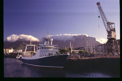 Cape Town harbor (2)