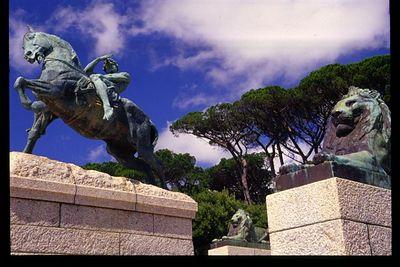 Cecil Rhodes memorial (1)
