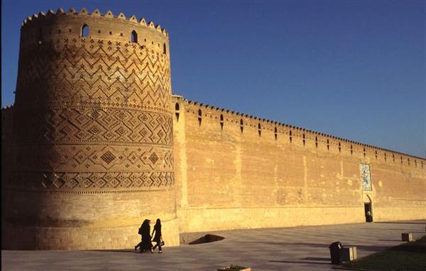 Arg-e Karim Khani Citadel in Shiraz