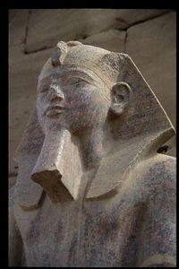 Young Ramses, Karnak Temple