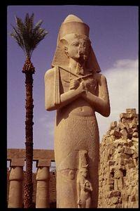Tall Ramses, Karnak Temple