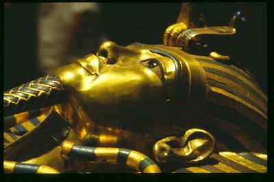 Tutankhamun, Egypt Museum, Cairo
