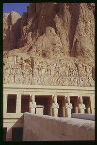 Queen Hatshepsut's Temple, Deir el Bahri