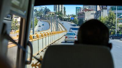 Stadtbahn Addis Abeba