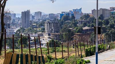 Cityscape Addis Abeba
